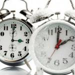 Cambio de hora. ¿Adelantar o atrasar?