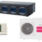 sistema climatización Haier