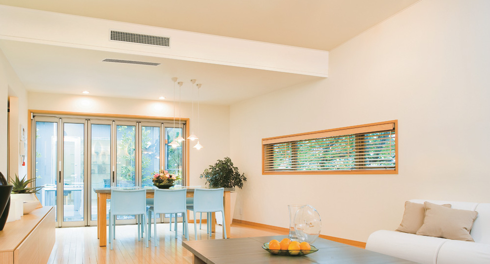 Aire acondicionado por conductos for Aire acondicionado por conductos panasonic