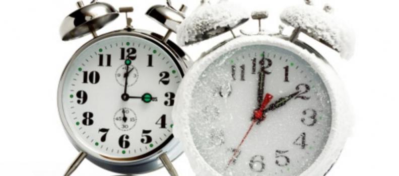 Cambio horario; ¿Se puede ahorrar energía?