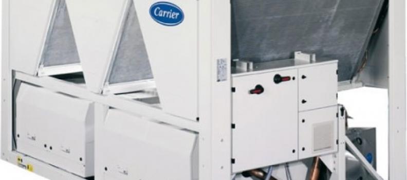 Carrier presenta su nueva gama de sistemas integrados y compactos con refrigerantes naturales